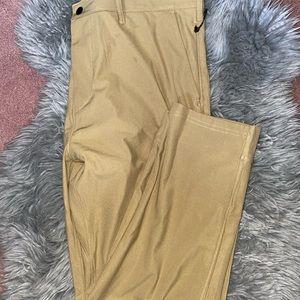 American Eagle Slim Stretch Khaki Pants
